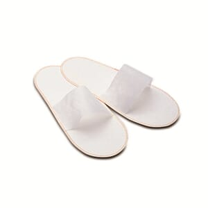 Engangs slippers u/tå (50 par)