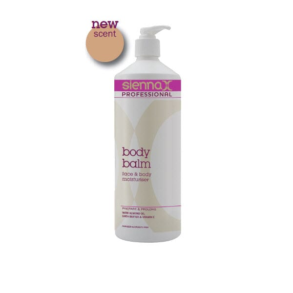 SiennaX Body Balm Salongstr - 1 ltr