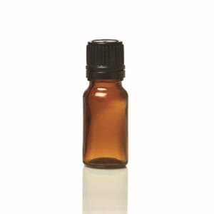 Amber Bottle (12ml) m/Dropper