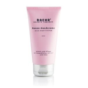 Håndkrem Baehr - Rose (30ml) TESTER