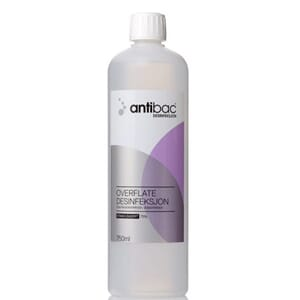 Antibac Overflatedes. (750ml)