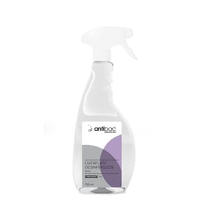 Antibac Overflatedes. Spray (750ml)
