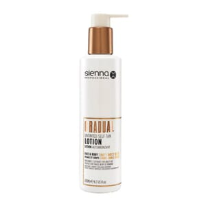 SiennaX Gradual Lotion (200ml) - Krt. 6stk