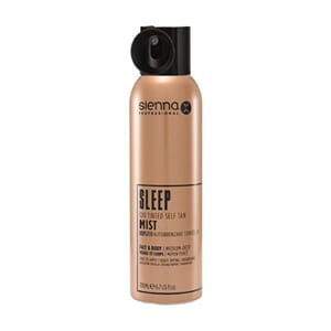 SiennaX Sleep Q10 Tinted Mist (200ml) - Krt. 6stk
